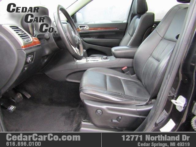 2011 Jeep Grand Cherokee 4x4 Limited 4dr SUV - Cedar Springs MI