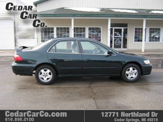 2000 Honda Accord EX V6 4dr Sedan - Cedar Springs MI