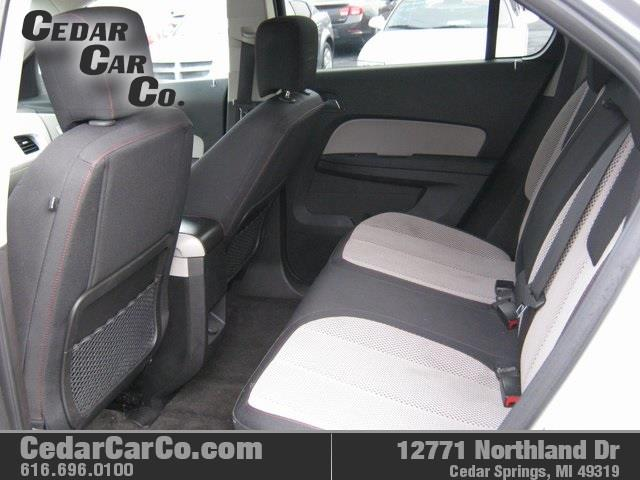2010 Chevrolet Equinox AWD LT 4dr SUV w/2LT - Cedar Springs MI