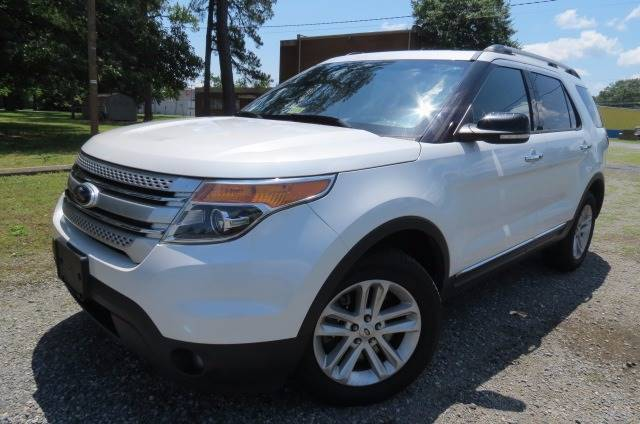 2014 Ford Explorer For Sale >> 2014 Ford Explorer Xlt In Richmond Va City To City Auto Sales