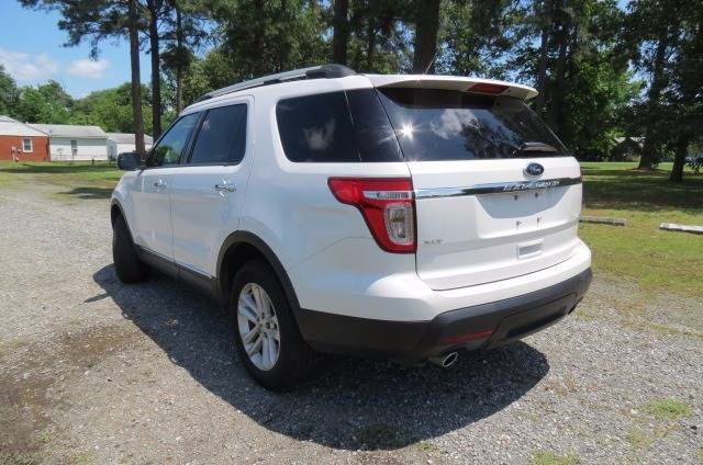 2014 Ford Explorer for sale at CITY TO CITY AUTO SALES LLC in Richmond VA