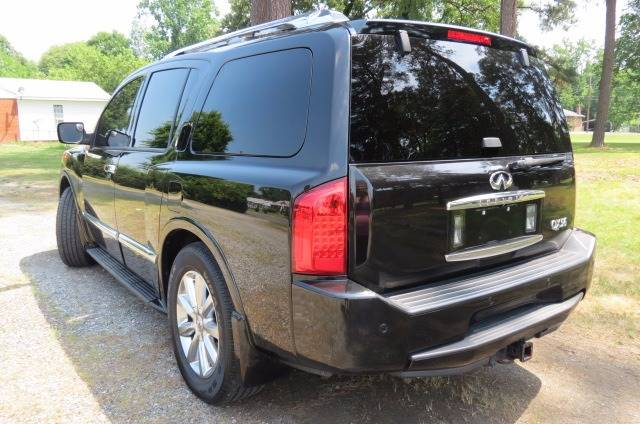 2008 Infiniti QX56 for sale at CITY TO CITY AUTO SALES LLC in Richmond VA