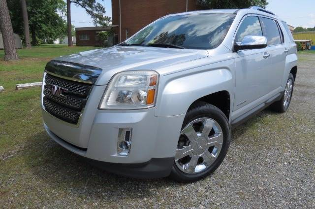 2010 GMC Terrain for sale at CITY TO CITY AUTO SALES LLC in Richmond VA