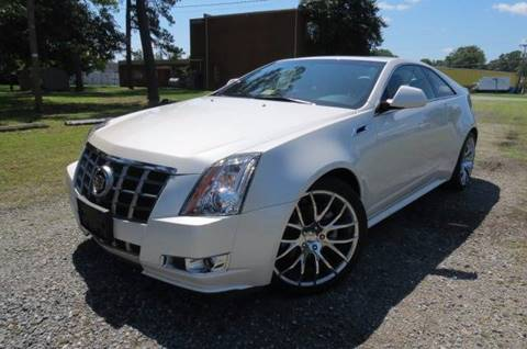 2012 Cadillac CTS for sale at CITY TO CITY AUTO SALES LLC in Richmond VA