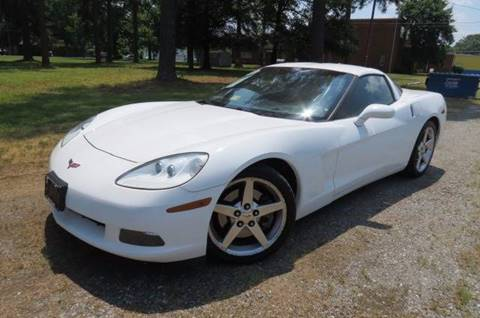 2005 Chevrolet Corvette for sale at CITY TO CITY AUTO SALES LLC in Richmond VA