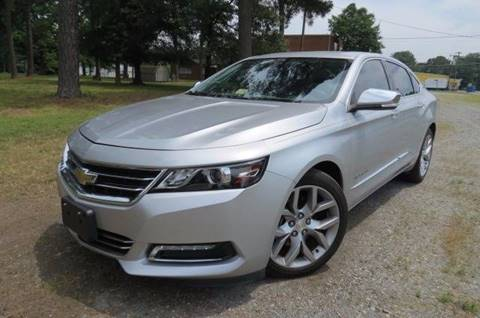 2014 Chevrolet Impala for sale at CITY TO CITY AUTO SALES LLC in Richmond VA