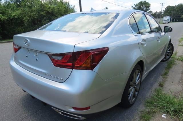 2014 Lexus GS 350 for sale at CITY TO CITY AUTO SALES LLC in Richmond VA