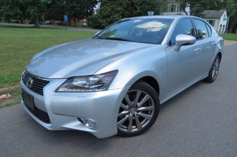 2014 Lexus GS 350 for sale at CITY TO CITY AUTO SALES LLC in Richmond VA