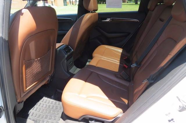 2010 Audi Q5 for sale at CITY TO CITY AUTO SALES LLC in Richmond VA
