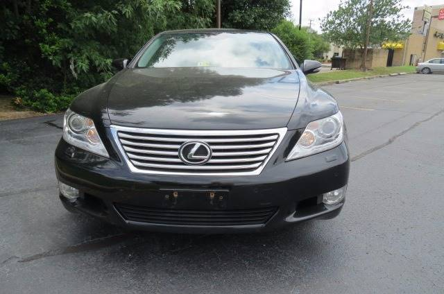 2010 Lexus LS 460 for sale at CITY TO CITY AUTO SALES LLC in Richmond VA