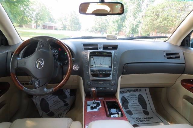2009 Lexus GS 350 for sale at CITY TO CITY AUTO SALES LLC in Richmond VA