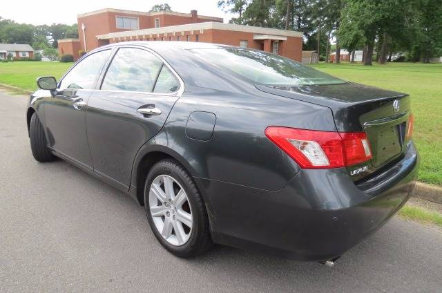 2009 Lexus ES 350 for sale at CITY TO CITY AUTO SALES LLC in Richmond VA