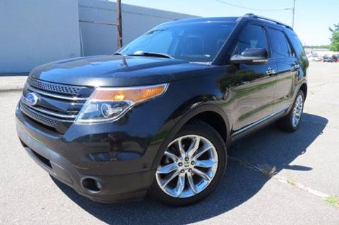 2011 Ford Explorer for sale at CITY TO CITY AUTO SALES LLC in Richmond VA