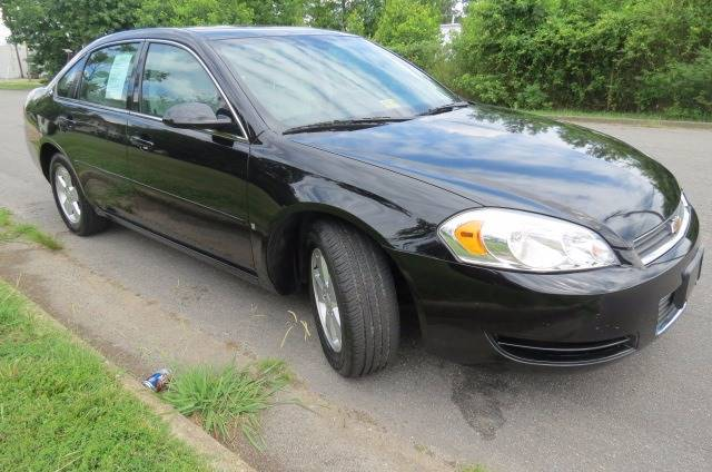 2007 Chevrolet Impala for sale at CITY TO CITY AUTO SALES LLC in Richmond VA