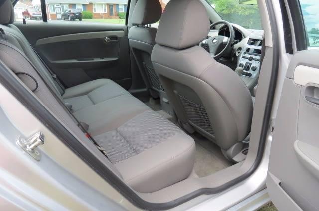 2012 Chevrolet Malibu for sale at CITY TO CITY AUTO SALES LLC in Richmond VA