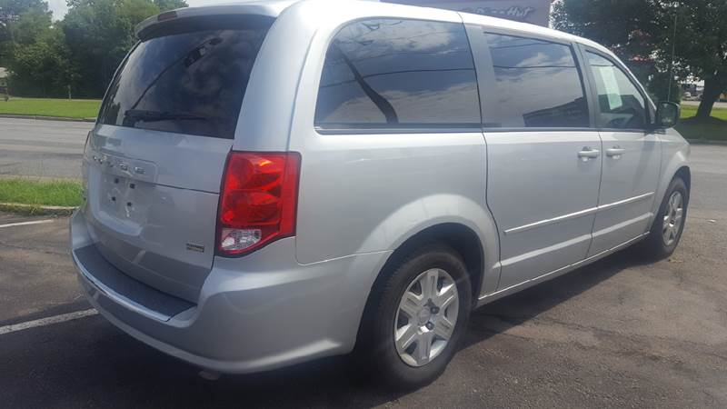 2011 Dodge Grand Caravan for sale at CITY TO CITY AUTO SALES LLC in Richmond VA