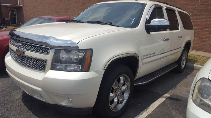 2008 Chevrolet Suburban for sale at CITY TO CITY AUTO SALES LLC in Richmond VA