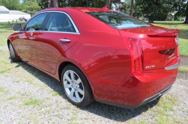 2014 Cadillac ATS for sale at CITY TO CITY AUTO SALES LLC in Richmond VA