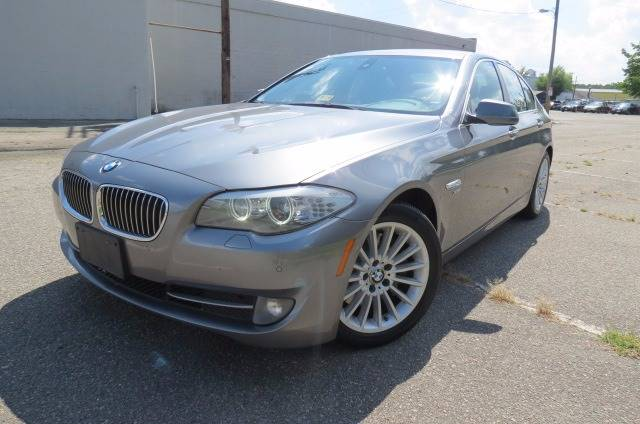 2011 BMW 5 Series for sale at CITY TO CITY AUTO SALES LLC in Richmond VA