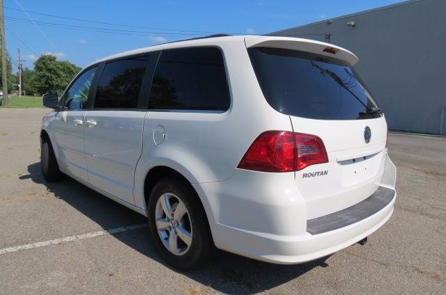 2011 Volkswagen Routan for sale at CITY TO CITY AUTO SALES LLC in Richmond VA
