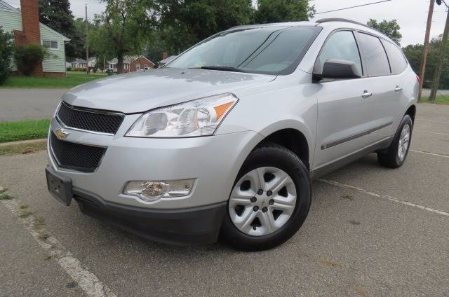 2010 Chevrolet Traverse for sale at CITY TO CITY AUTO SALES LLC in Richmond VA