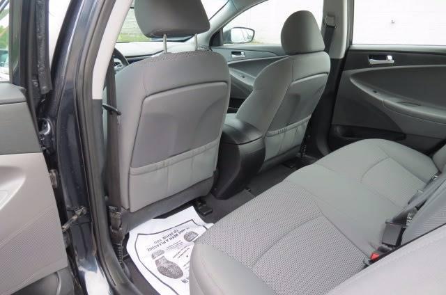 2013 Hyundai Sonata for sale at CITY TO CITY AUTO SALES LLC in Richmond VA