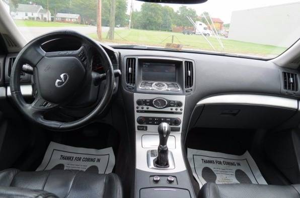 2009 Infiniti G37 Sedan for sale at CITY TO CITY AUTO SALES LLC in Richmond VA
