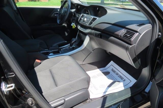2015 Honda Accord for sale at CITY TO CITY AUTO SALES LLC in Richmond VA