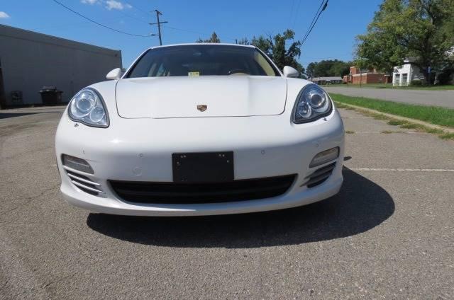 2011 Porsche Panamera for sale at CITY TO CITY AUTO SALES LLC in Richmond VA