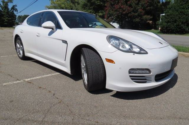 2011 Porsche Panamera for sale at CITY TO CITY AUTO SALES LLC in Richmond VA