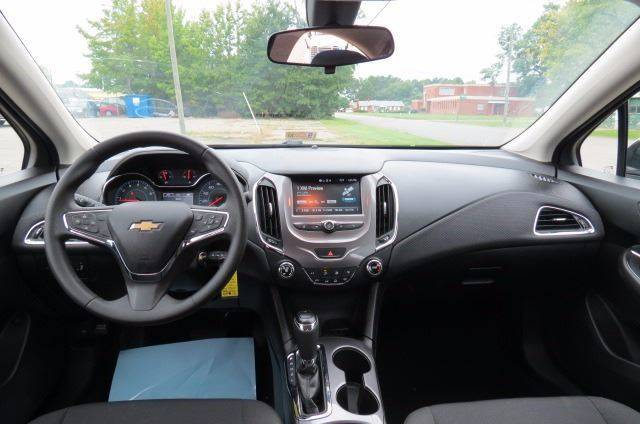 2017 Chevrolet Cruze for sale at CITY TO CITY AUTO SALES LLC in Richmond VA