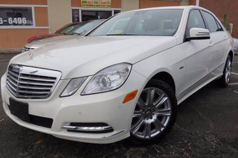 2012 Mercedes-Benz E-Class for sale at City to City Auto Sales - Raceway in Richmond VA