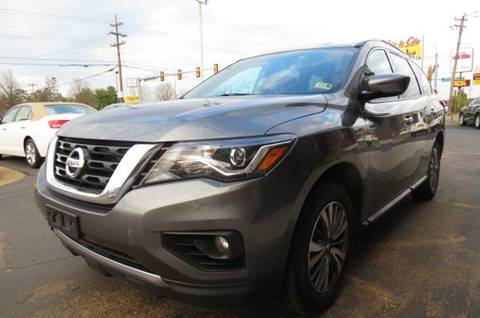 2017 Nissan Pathfinder for sale at City to City Auto Sales - Raceway in Richmond VA