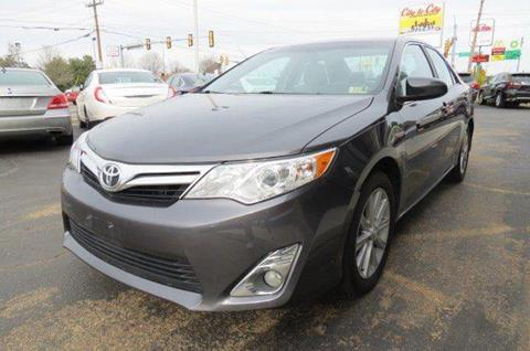 2012 Toyota Camry for sale at City to City Auto Sales - Raceway in Richmond VA