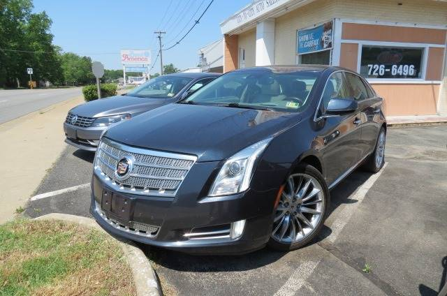 2013 Cadillac Xts Platinum Collection In Richmond Va City To City