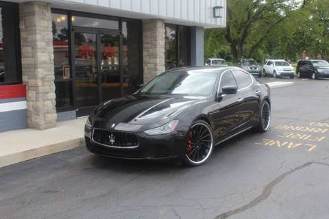 2014 Maserati Ghibli for sale at City to City Auto Sales - Raceway in Richmond VA