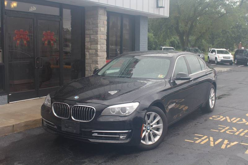 2013 BMW 7 Series for sale at City to City Auto Sales - Raceway in Richmond VA