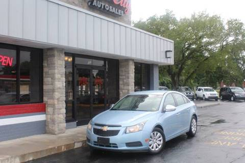 2011 Chevrolet Cruze for sale at City to City Auto Sales - Raceway in Richmond VA
