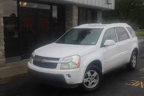 2006 Chevrolet Equinox for sale at City to City Auto Sales - Raceway in Richmond VA