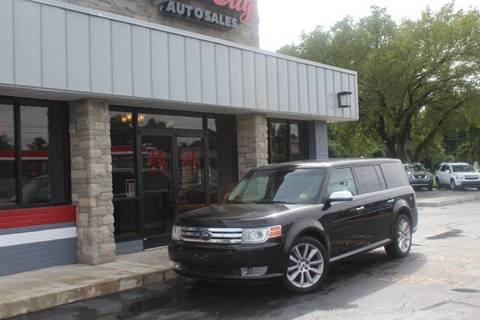 2012 Ford Flex for sale at City to City Auto Sales - Raceway in Richmond VA
