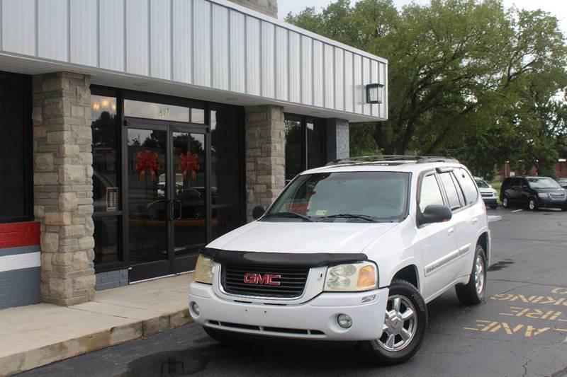 2003 GMC Envoy for sale at City to City Auto Sales - Raceway in Richmond VA