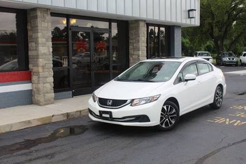 2015 Honda Civic for sale at City to City Auto Sales - Raceway in Richmond VA