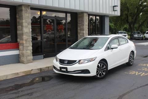 2015 Honda Civic for sale at City to City Auto Sales - Raceway in Richmond VA