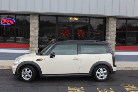 2009 MINI Cooper Clubman for sale at City to City Auto Sales - Raceway in Richmond VA