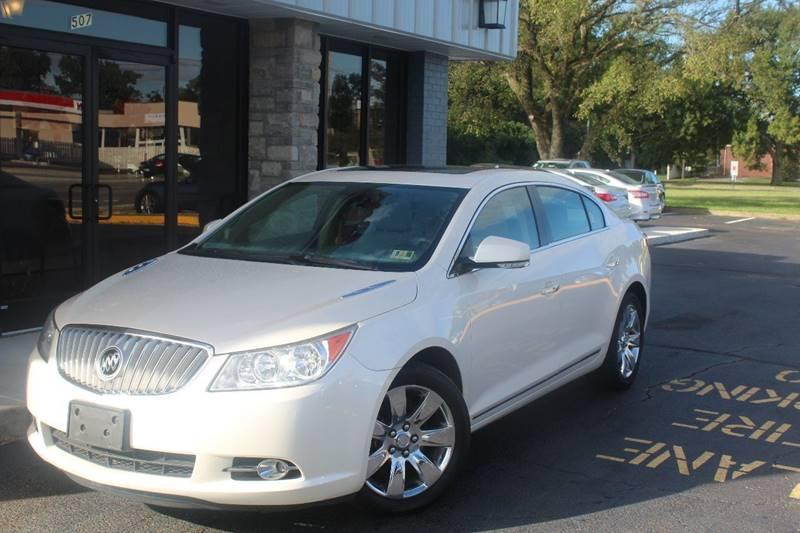Buick Lacrosse V8 Super For Sale >> City to City Auto Sales - Used Cars - Richmond, VA Dealer