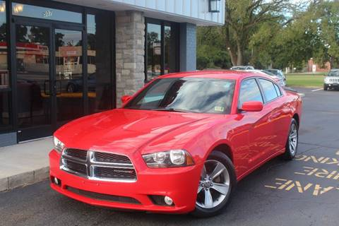 2014 Dodge Charger for sale at City to City Auto Sales - Raceway in Richmond VA