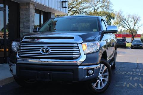 2015 Toyota Tundra for sale at City to City Auto Sales in Richmond VA