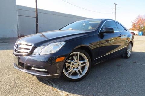 2011 Mercedes-Benz E-Class for sale at City to City Auto Sales - Raceway in Richmond VA