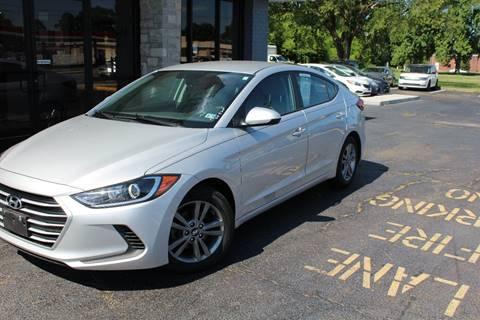 2017 Hyundai Elantra for sale at City to City Auto Sales - Raceway in Richmond VA