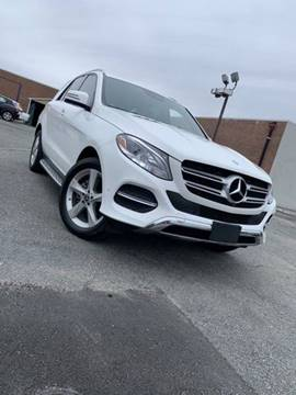 2017 Mercedes-Benz GLE for sale at City to City Auto Sales in Richmond VA